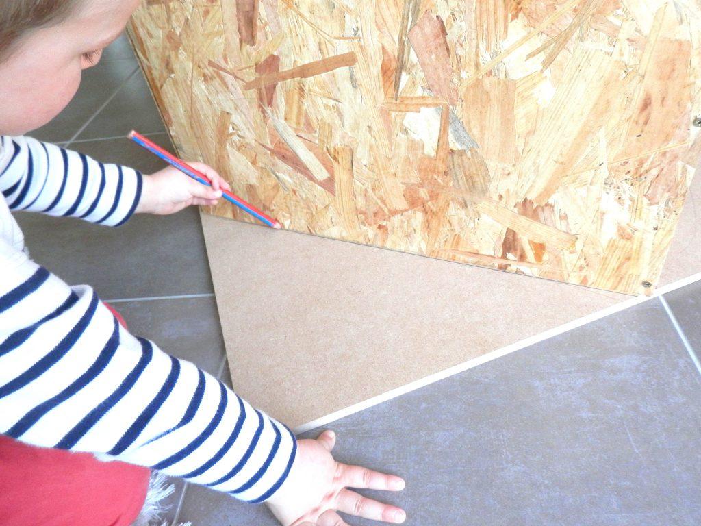 DIY fabriquer une maison pour enfant