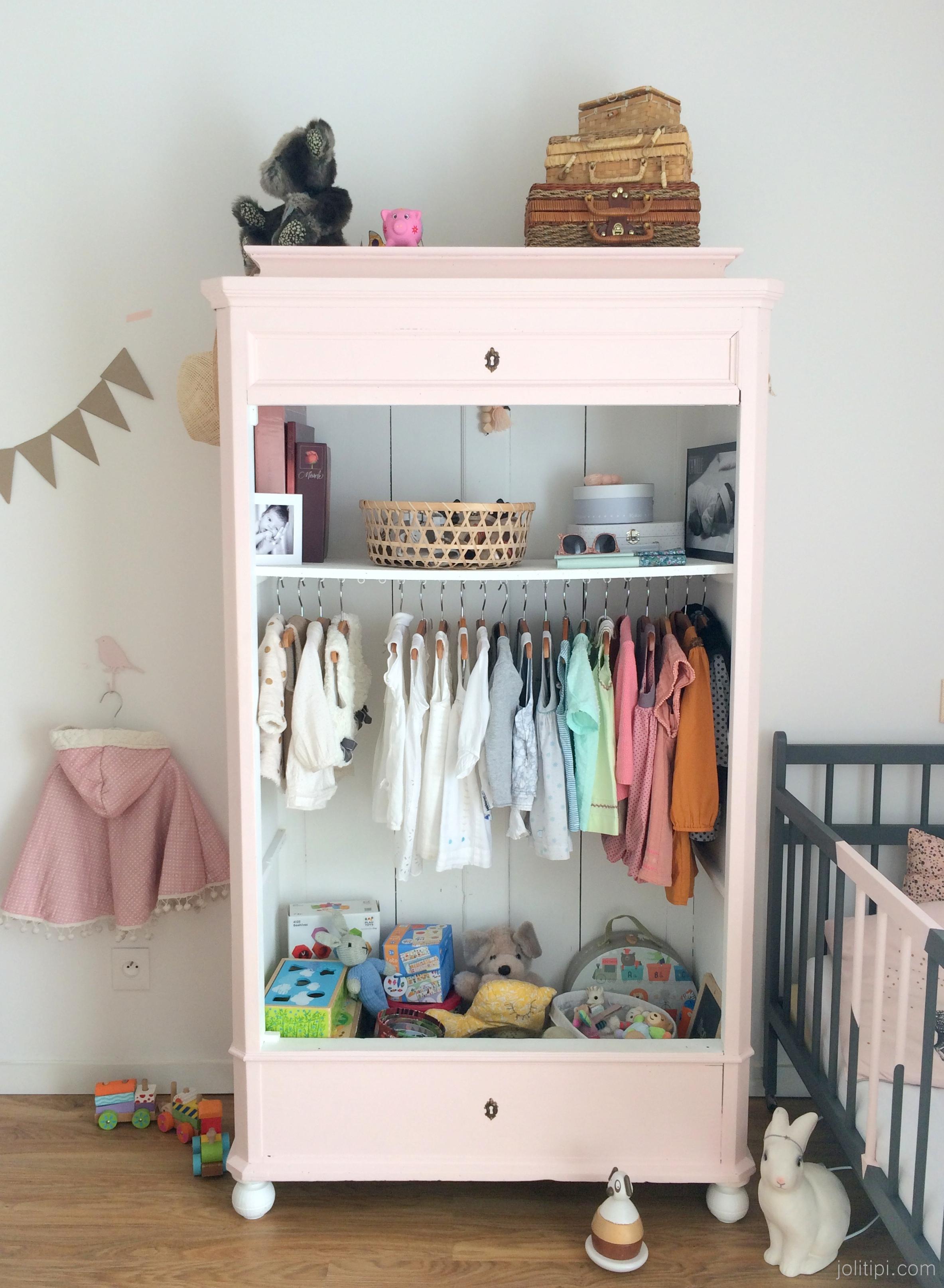 Sa petite chambre de petite fille - Joli Tipi